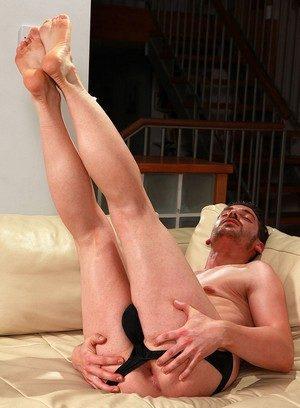 Muscle man Parker Marx,