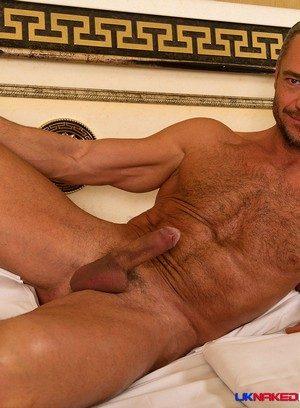 Sexy and confident Sergi Soldi,James Jones,