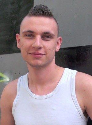 Sexy Dude Niko Rekin,