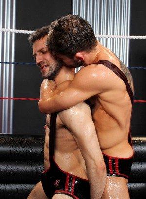Hunky Gay James Castle,Nathan Raider,