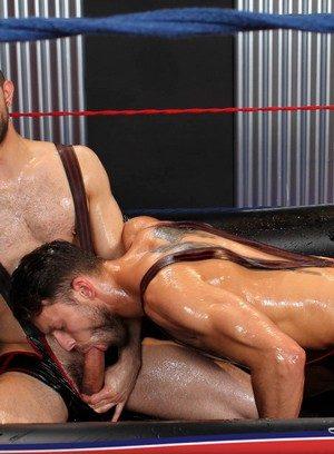 Horny Gay James Castle,Nathan Raider,