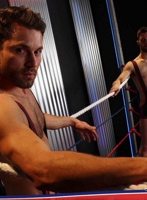 Wild Gay James Castle,Nathan Raider,