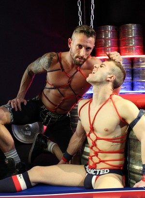 Cock Hungry Guy Allen King,Nick North,