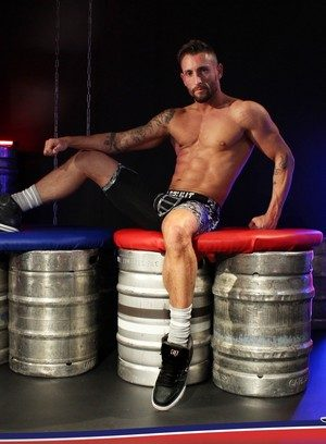 Sexy Gay Allen King,Nick North,