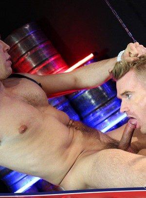 Hunky Gay Seb Evans,David Lambert,