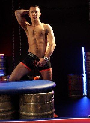 Hot Guy David Lambert,Frank Valencia,