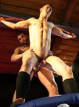 Horny Gay David Lambert,Frank Valencia,