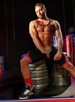 Cute Gay David Lambert,Frank Valencia,