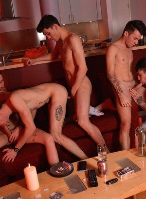 Hunky Gay Izan Loren,Timmy Treasure,Mickey Taylor,Nathan Hope,Luke Tyler,