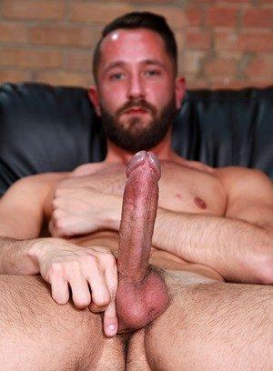 Sexy and confident Sam Wallis,