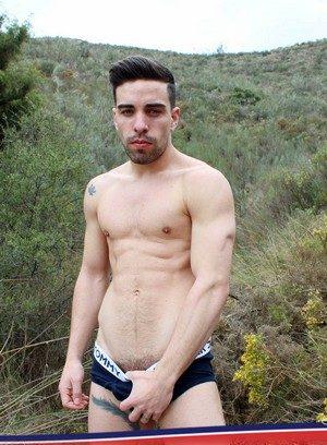 Big Dicked Gay Josh Milk,Nick North,