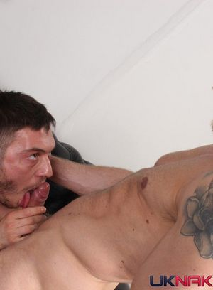 Hunky Gay Rico Fatale,Matt Anders,