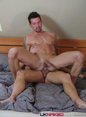 Seductive Man Rado Zuska,Manuel Adams,