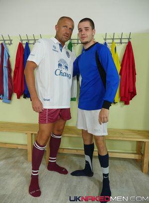 Hot Gay Vito Marciano,John Decker,