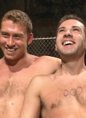 Hot Boy Dylan Knight,Connor Maguire,