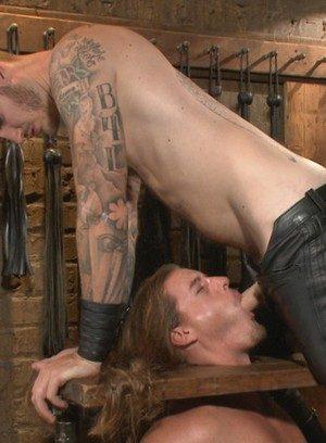 Hot Guy Kip Johnson,Christian Wilde,
