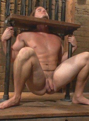 Hunky Gay Christian Wilde,Kip Johnson,