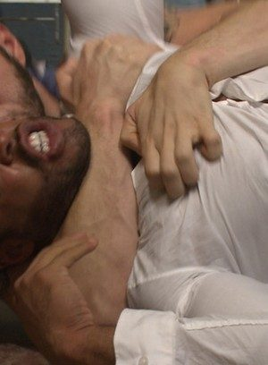 Naked Gay Wolf Hudson,Micah Brandt,