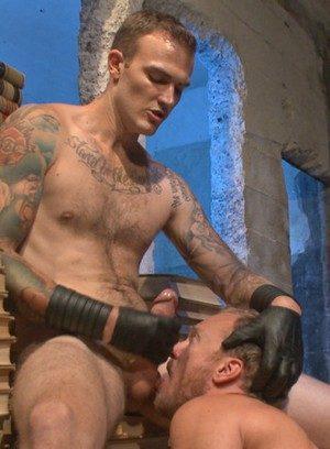 Naked Gay Christian Wilde,Chris Burke,