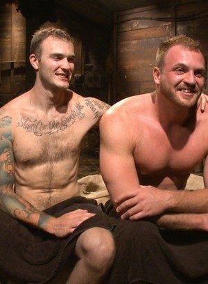 Horny Christian Wilde,Josh Peters,