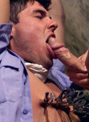 Wild Gay Wolf Hudson,
