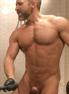 Hunky Gay Dirk Caber,Dale Cooper,