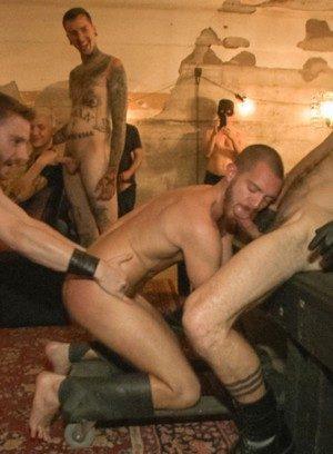 Hunky Gay Jordan Foster,Hayden Richards,Connor Maguire,