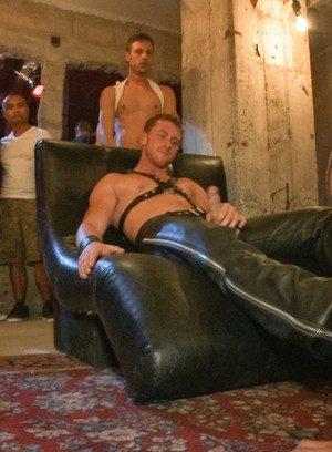 Cute Gay Jordan Foster,Hayden Richards,Connor Maguire,