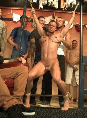 Cocky Boy Jessie Colter,Connor Patricks,Christian Wilde,