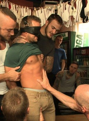 Seductive Man Jessie Colter,Connor Patricks,Christian Wilde,