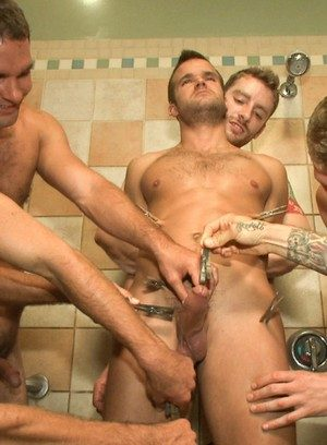Hunky Gay Christian Wilde,Jessie Colter,Connor Patricks,