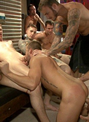Horny Gay Jessie Colter,Connor Patricks,Christian Wilde,