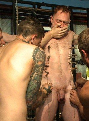 Horny Connor Maguire,Bryan Cavallo,Damien Moreau,