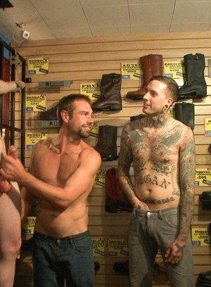 Cock Hungry Connor Maguire,Bryan Cavallo,Damien Moreau,