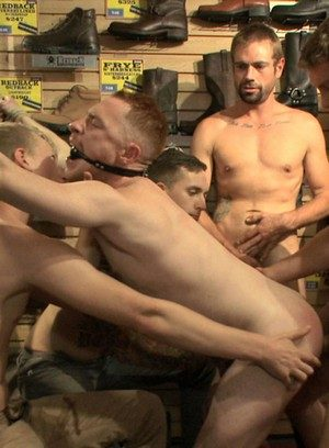 Sexy and confident Connor Maguire,Bryan Cavallo,Damien Moreau,