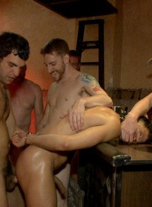 Naked Gay Big Red,Adam Herst,Ray Han,