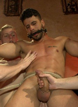 Horny Gay Big Red,Adam Herst,Ray Han,