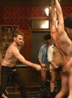 Muscle man Brandon Moore,Joey Rico,Hayden Richards,Jessie Colter,