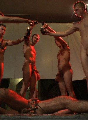Big Dicked Gay Billy Santoro,Jessie Colter,Christian Wilde,