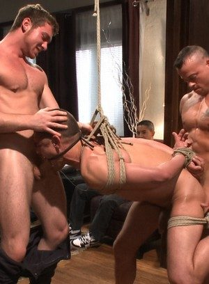 Cock Hungry Dude Connor Maguire,Sean Duran,Austin Chandler,