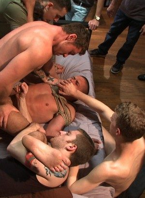 Hot Gay Austin Chandler,Sean Duran,Connor Maguire,