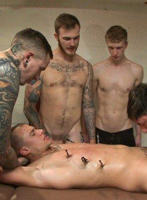 Sexy Guy Eli Hunter,Christian Wilde,Mitch Vaughn,