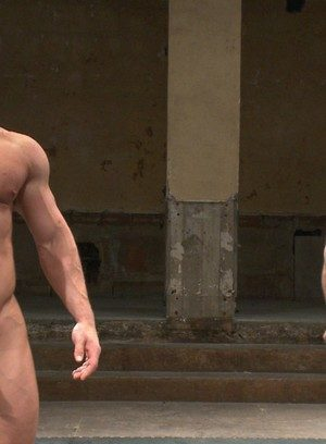 Naked Gay Ray Han,Joey Rico,Alessio Romero,Rogue Status,