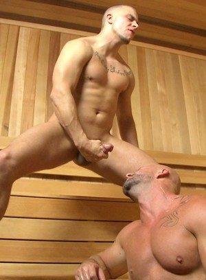 Horny Gay Mitch Vaughn,Eli Hunter,
