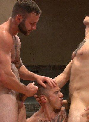 Sexy Gay Chris Bines,Cam Christou,