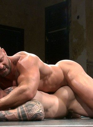 Hunky Gay Seven Dixon,Mitch Vaughn,