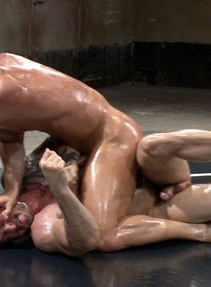 Wild Gay Seven Dixon,Mitch Vaughn,