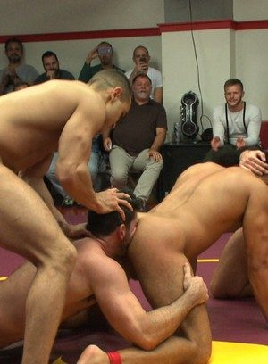 Hot Gay Brock Avery,Seth Santoro,Billy Santoro,Jessie Colter,