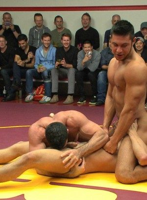 Big Dicked Gay Brock Avery,Seth Santoro,Billy Santoro,Jessie Colter,