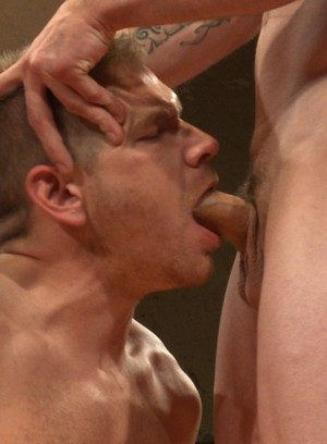 Handsome Guy Alex Adams,Jay Rising,